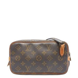 Louis Vuitton Marly Bandouliere Bag (143717)